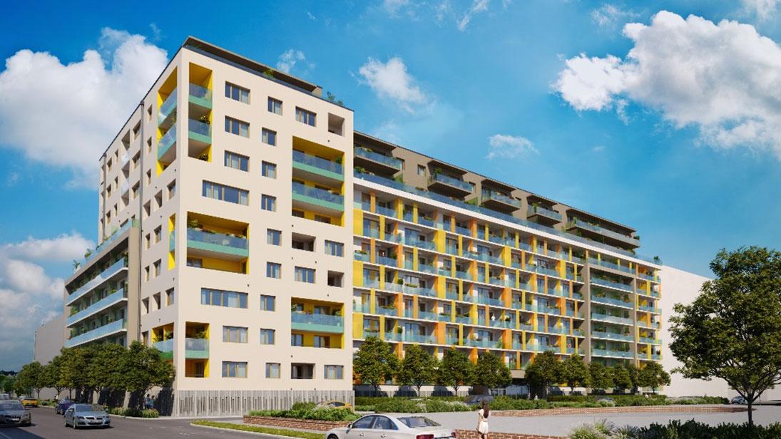 פרוייקט בבניה בבודפשט