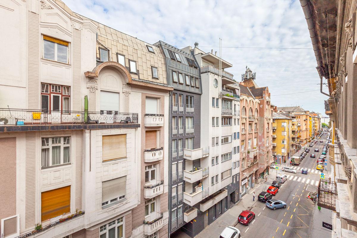 תיירות ונדלן בבודפשט