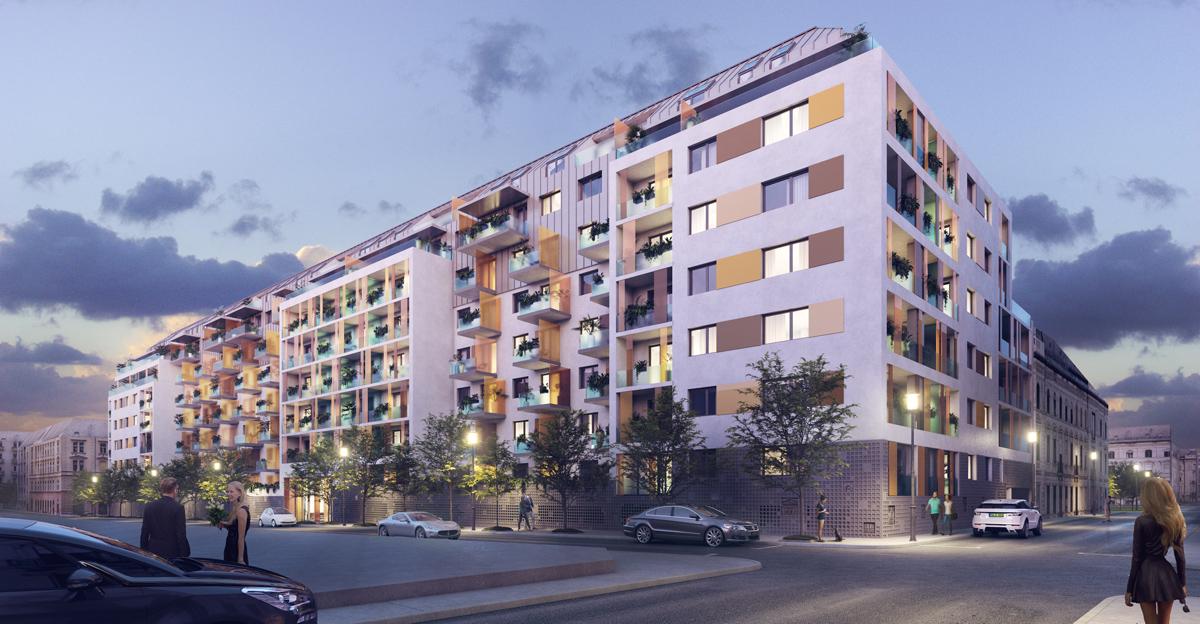 דירות למכירה בבודפשט