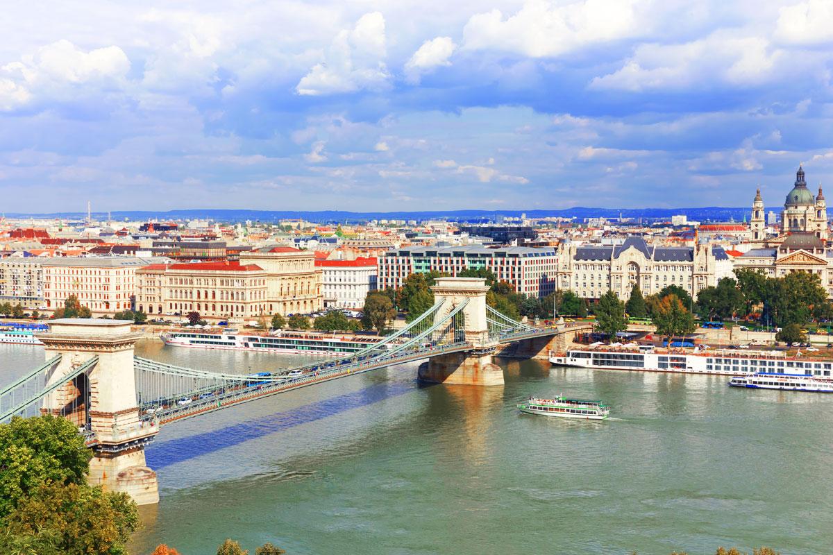 דירות מומלצות בבודפשט הונגריה